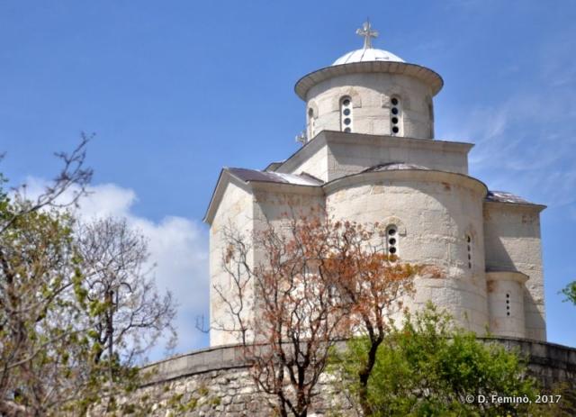 St Stanko Church (Ostrog, Montenegro, 2017)