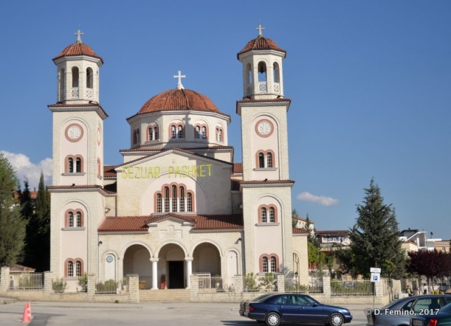 Orthodox Cathedral (Berat, Albania, 2017)