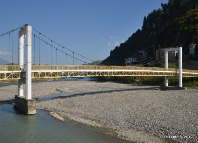 New bridge (Berat, Albania, 2017)