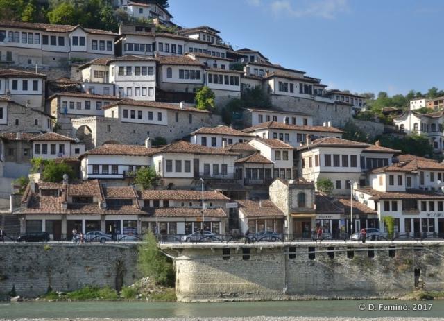 Ottoman houses (Berat, Albania, 2017)