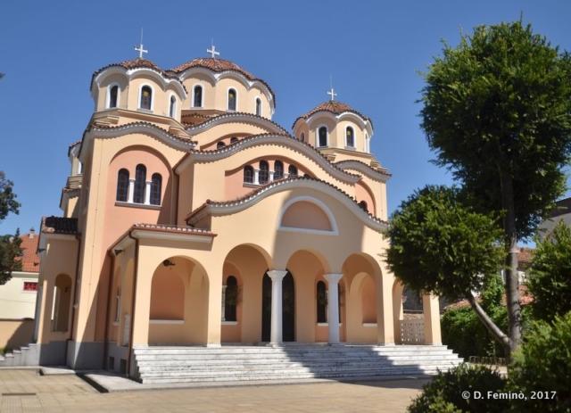 Orthodox church (Shkodër, Albania, 2017)