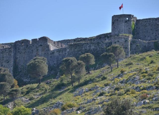 Rozafa castle (Shkodër, Albania, 2017)