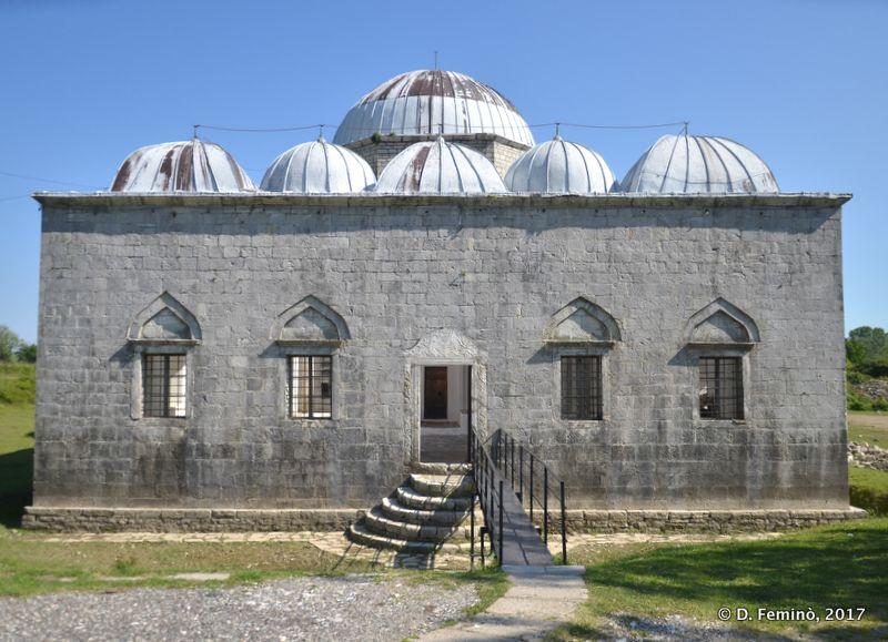 Lead mosque (Shkodër, Albania, 2017)