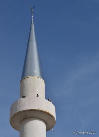 Minaret (Saranda, Albania, 2017)