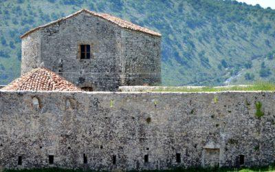 Venetian fortress in Butrint