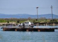 Little ferry in Butrint