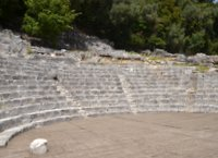 Theatre in Butrint