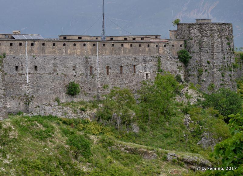 The castle (Gjirokastër, Albania, 2017)