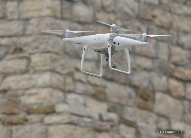 Drone (Gjirokastër, Albania, 2017)
