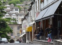 Streets of Gjirokastër