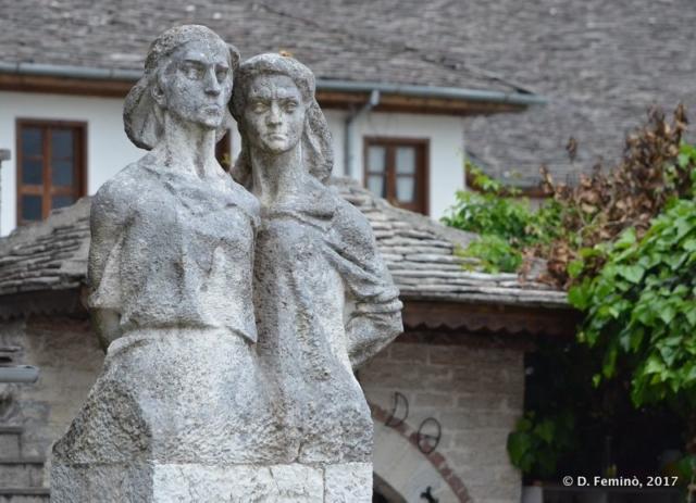 Monument (Gjirokastër, Albania, 2017)