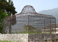 Ali Pasha tomb