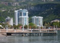 Big hotels in Budva