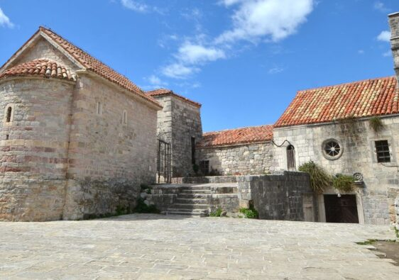 Church of St Sabas (Budva, Montenegro,2017)