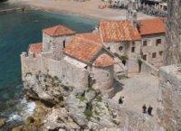 St Sabas and Santa Maria in Punta churches from the citadel
