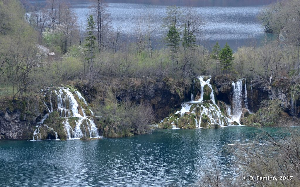 Plitvice National Park, Waterfalls