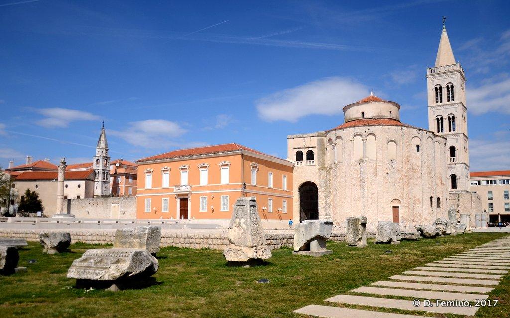 Zadar, Forum