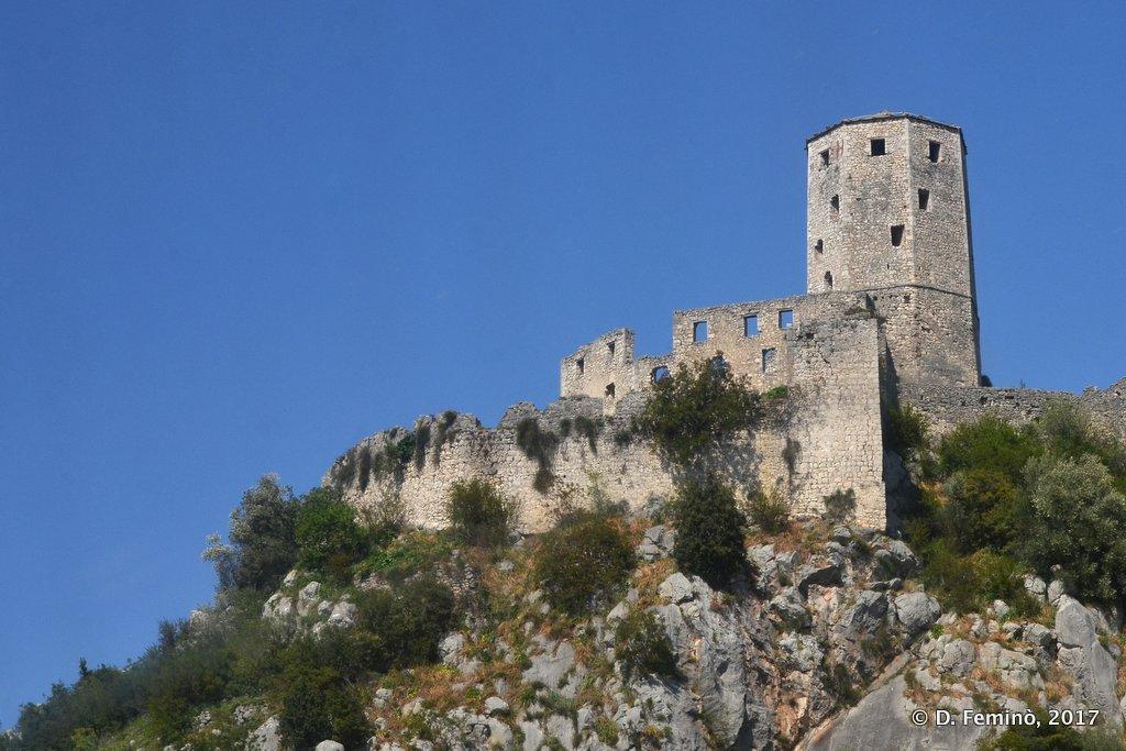 Počitelj, Bosnia, The Citadel