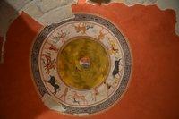 Frescos in Aleksandrovo Tomb