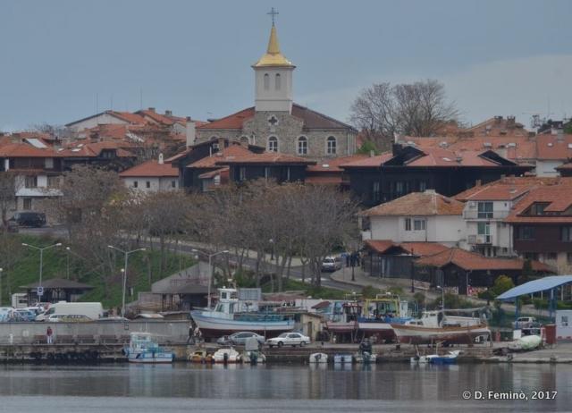 Old town (Nesebar, Bulgaria, 2017)
