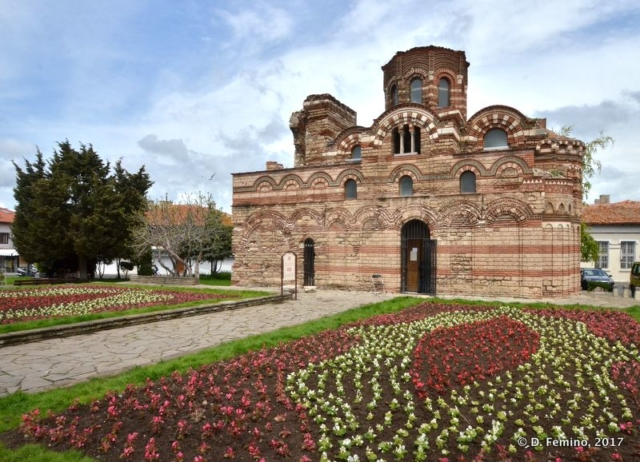 Church of Christ Pantocrator (Nesebar, Bulgaria, 2017)