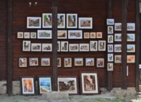 Pictures in Nesebar streets