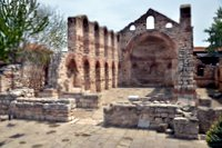 Ruins in Nesebar