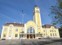 Burgas railway station