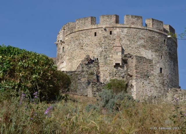 Trigoniou tower (Thessaloniki, Greece, 2017)