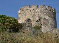 Rampart in Thessaloniki