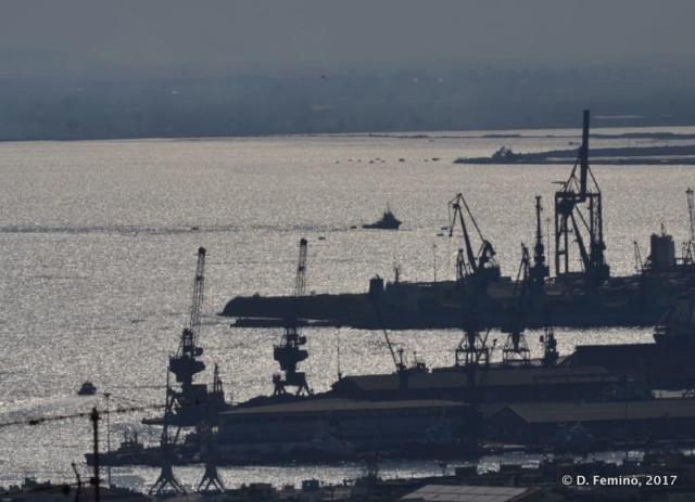 The harbour (Thessaloniki, Greece, 2017)