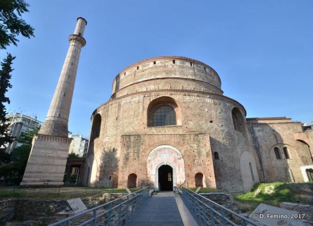 Rotunda (Thessaloniki, Greece, 2017)