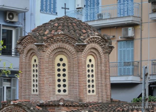 Church of Sotir (Thessaloniki, Greece, 2017)