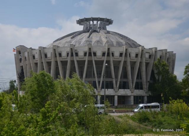 Circus (Chișinău, Moldova, 2017)