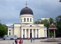 Chisinau's Cathedral