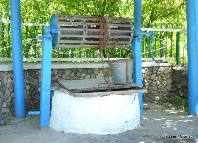 Well (Trebujeni, Moldova, 2017)