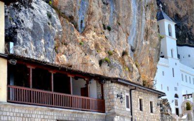 Ostrog Upper Monastery