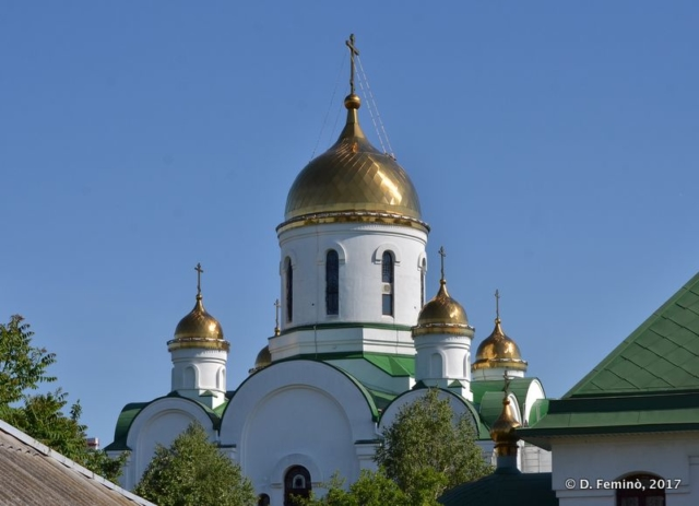 Cathedral (Tiraspol, Transnistria, 2017)