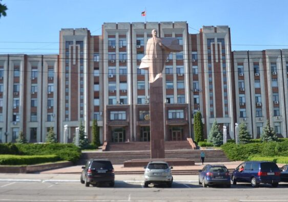 Transnistria Presidential Palace