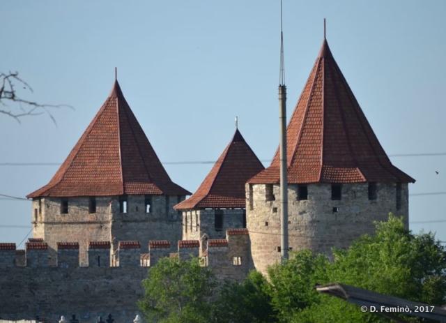 Fortress (Bender, Transnistria, 2017)
