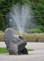 Turkey statue