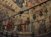 Stavropoleos Monastery frescos