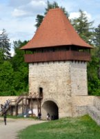 Citadel in Rašnov