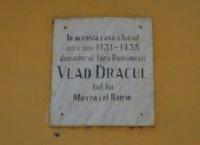 Here lived Dracula
