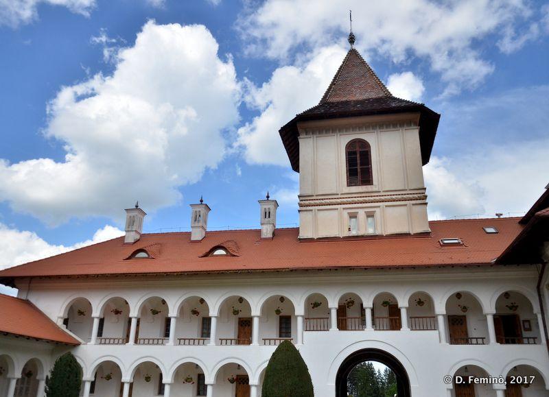 Monastery (Sâmbăta de Sus, Romania, 2017)