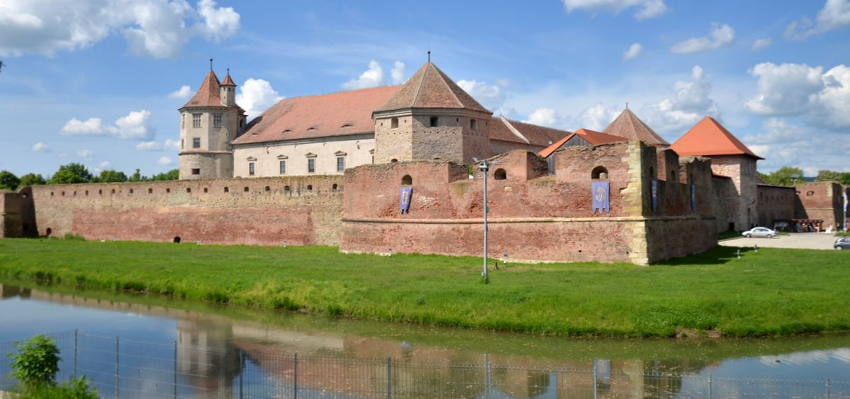 Citadel in Făgăraș