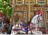 Carousel in Iasi