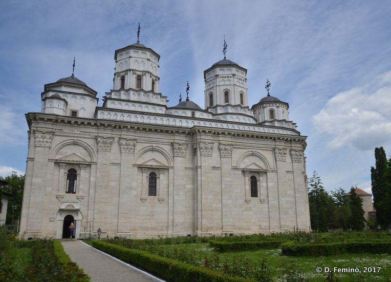 Golia Monastery (Iași, Romania, 2017)