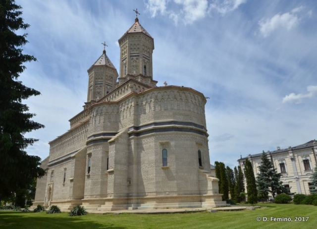 Mănăstirea Sfinții Trei Ierarhi (Iași, Romania, 2017)