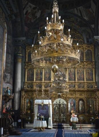 Galata monastery (Iași, Romania, 2017)
